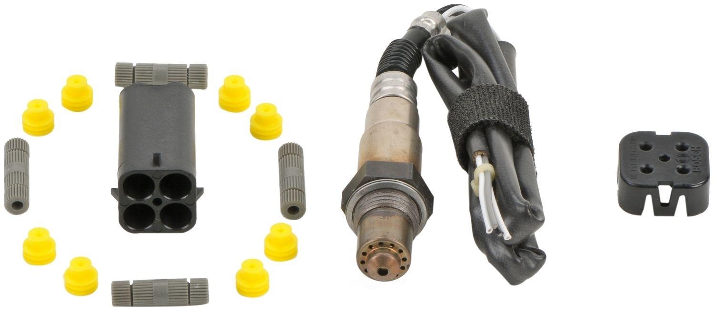 Imagen de Sensores de oxigeno Universal para Hyundai Kia Volvo BMW Dodge Jeep Chevrolet Geo Ford Acura... Marca BOSCH Número de Parte #15733