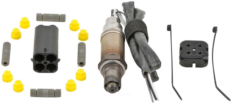 Imagen de Sensores de oxigeno Universal para Hyundai Elantra Hyundai Accent Kia Spectra Kia Sportage BMW 325i Mercedes-Benz ML320 Volkswagen Passat Marca BOSCH Número de Parte #15738