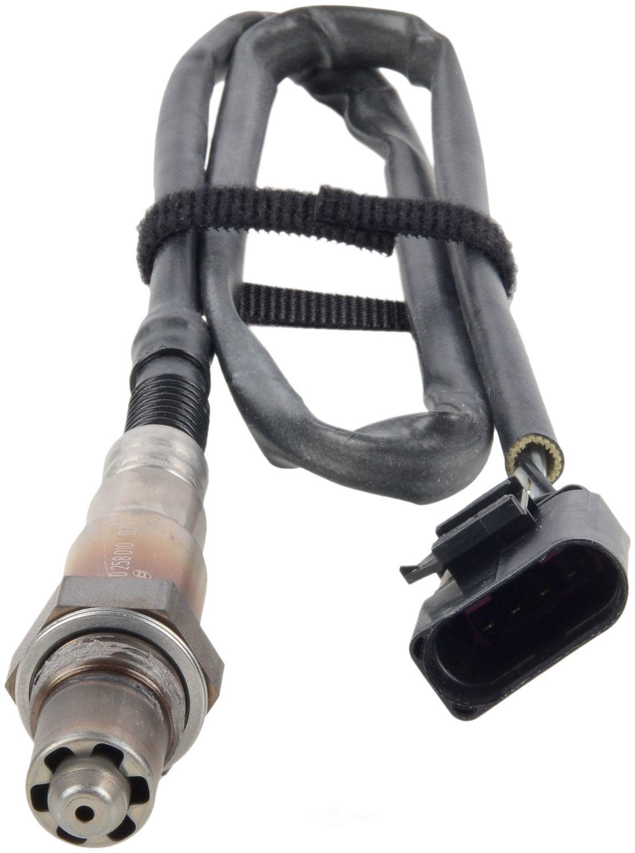 Imagen de Sensor de oxigeno Actual OE para Audi Volkswagen Porsche Marca BOSCH Número de Parte #16002