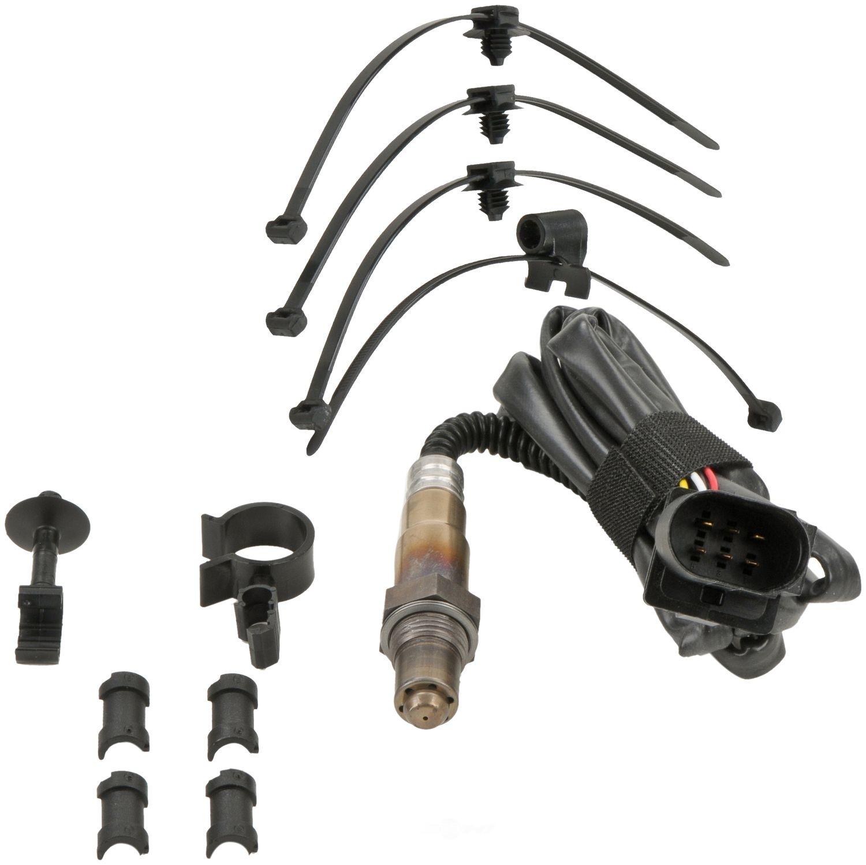 Imagen de Sensor de oxigeno Actual OE para Audi Volkswagen Marca BOSCH Número de Parte #17351