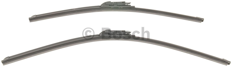 Imagen de Juego de Escobillas Limpiaparabrisas para BMW Mercedes-Benz Audi Marca BOSCH Número de Parte 3397118929