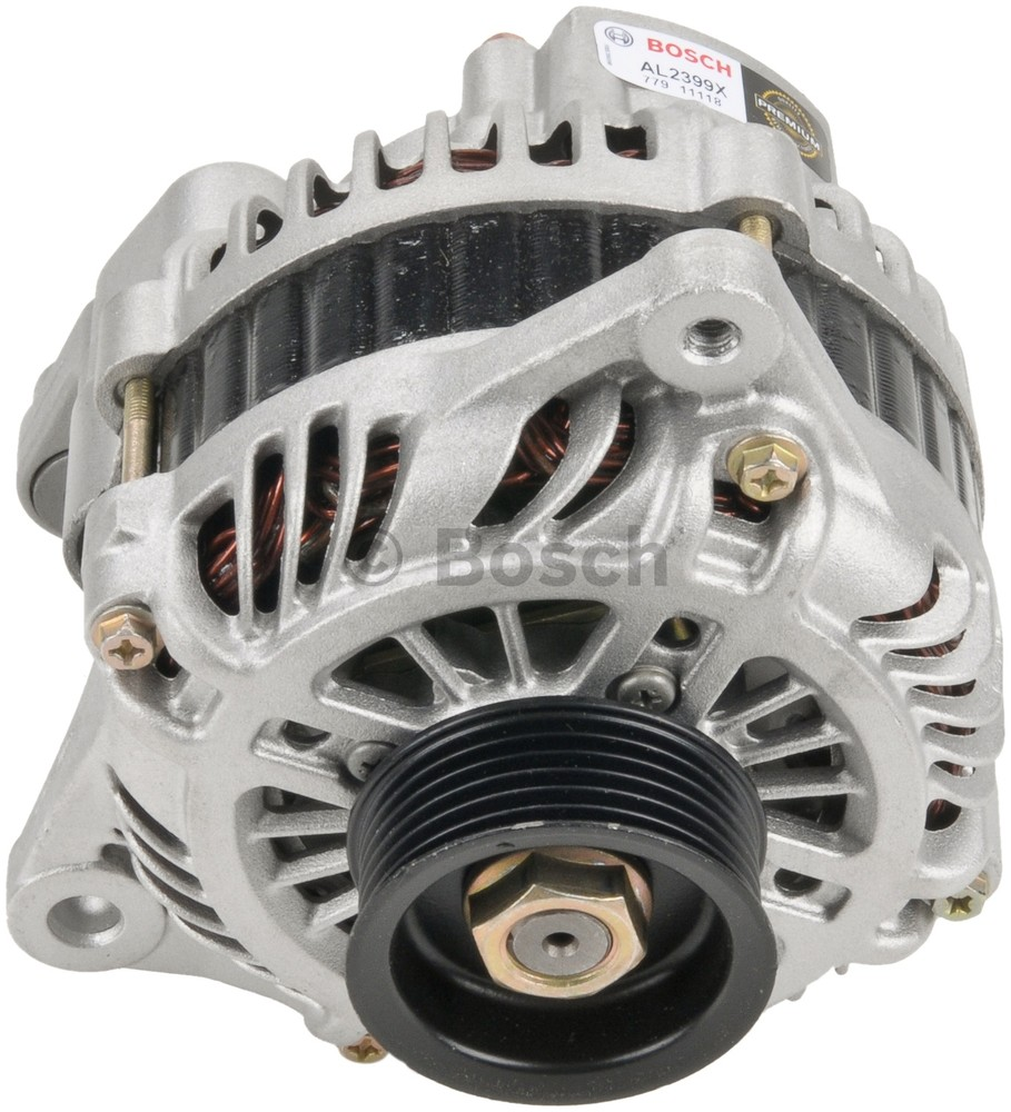 Alternator 110A Rebuilt Bosch For Infiniti FX35 G35 QX4 Nissan Pathfinder 350Z