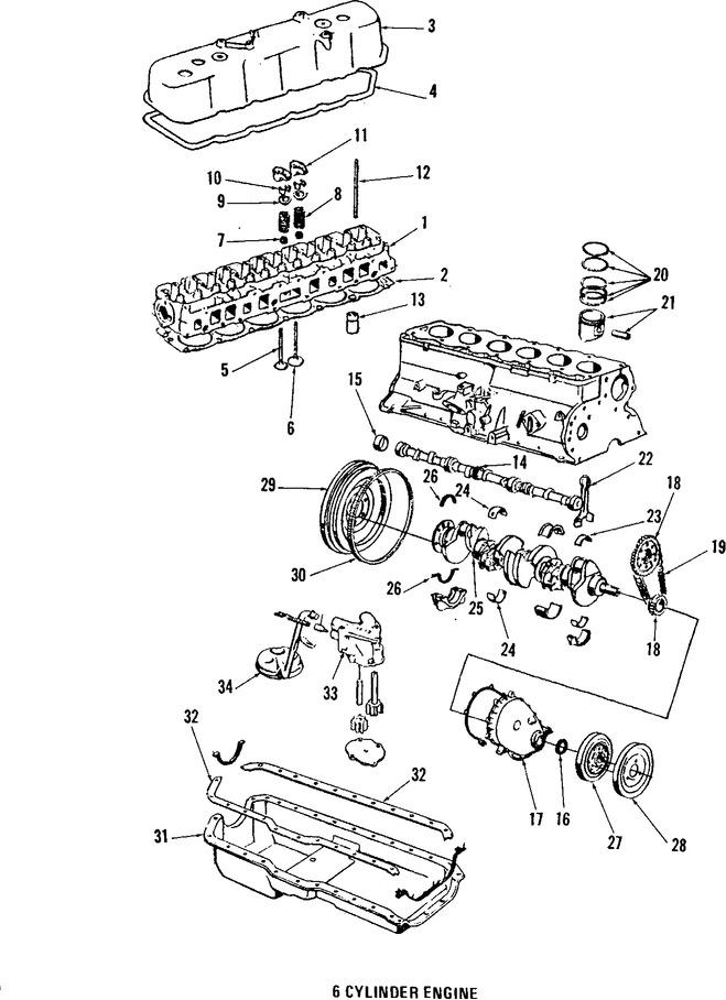 Balanceador Armnico Para Jeep J10 1987