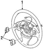 Imagen de Timon / Volante / Manubrio Original para Chrysler Cirrus 1995 1996 1997 Marca CHRYSLER Número de Parte ME44RJL