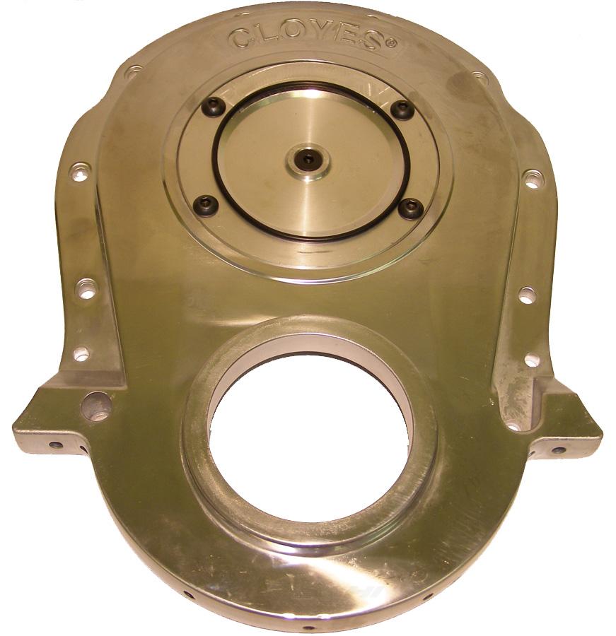 Imagen de Cubierta de Correa del Tiempo Quick Button 2 piezas para Chevrolet GMC Marca CLOYES Número de Parte 9-231