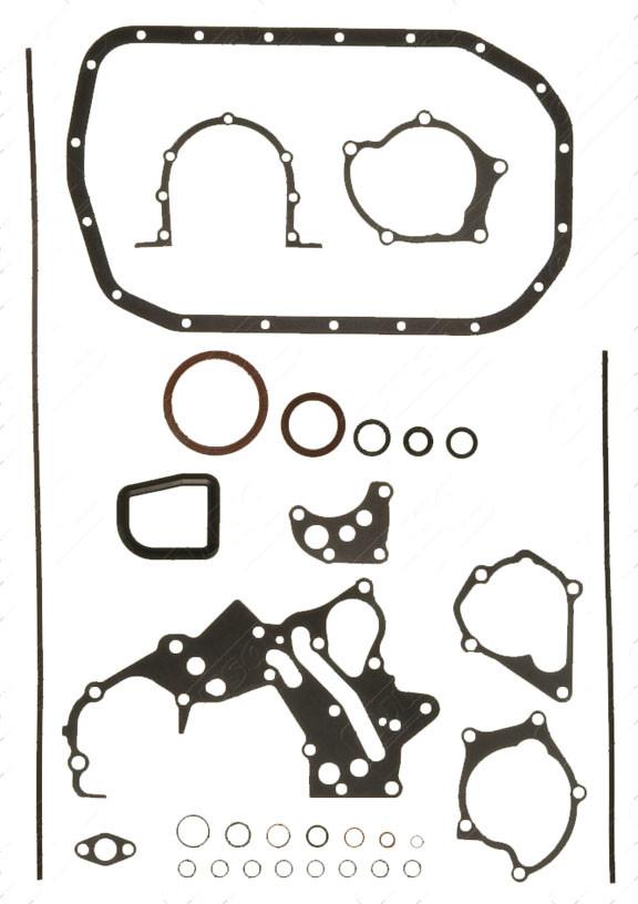 Imagen de Empacadura de Conversion del Motor para Mitsubishi Eclipse 1992 Marca CRP Número de Parte 54064100