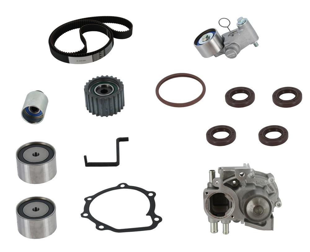 Imagen de Kit de Correa del Tiempo con Bomba de Agua y Sellos para Subaru Impreza 2002 2003 2004 Marca CRP Número de Parte PP328LK2
