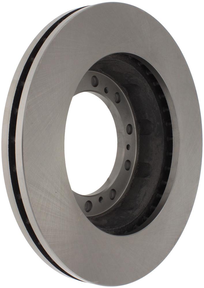 Imagen de Rotor disco de freno Estandar para Chevrolet C7500 Kodiak 2001 GMC C6500 Topkick 2002 GMC T6500 1999 Marca C-TEK Número de Parte 121.80012