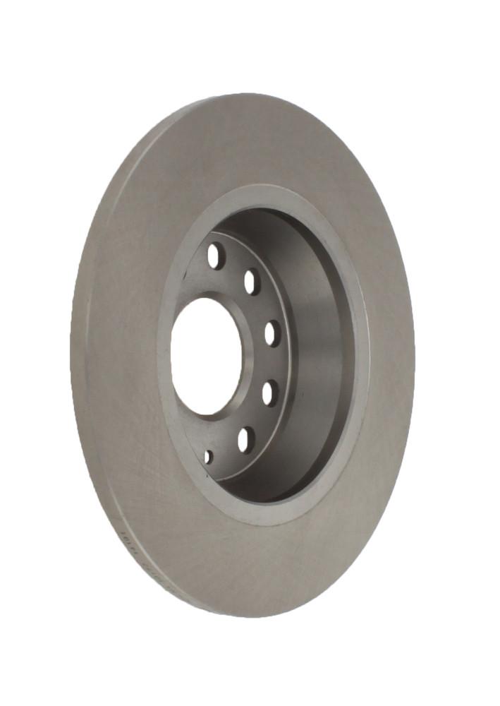 Imagen de Rotor disco de freno Estandar para Volkswagen Passat 2010 Marca C-TEK Número de Parte 121.33129