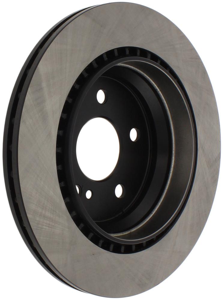 Imagen de Rotor disco de freno Estandar para Mercedes-Benz CL500 2001 Marca C-TEK Número de Parte 121.35039