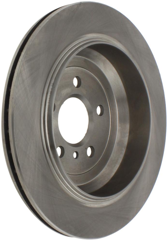 Imagen de Rotor disco de freno Estandar para Mercedes-Benz ML350 2009 Marca C-TEK Número de Parte 121.35092