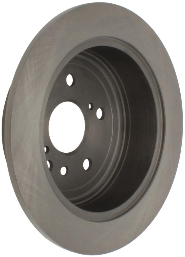 Imagen de Rotor disco de freno Estandar para Toyota Highlander 2004 Marca C-TEK Número de Parte 121.44131