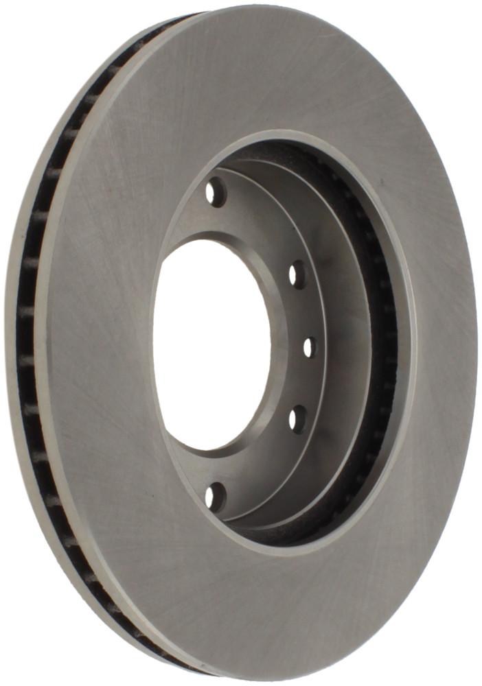 Imagen de Rotor disco de freno Estandar para Hyundai Entourage 2007 Kia Sedona 2008 Marca C-TEK Número de Parte 121.50017