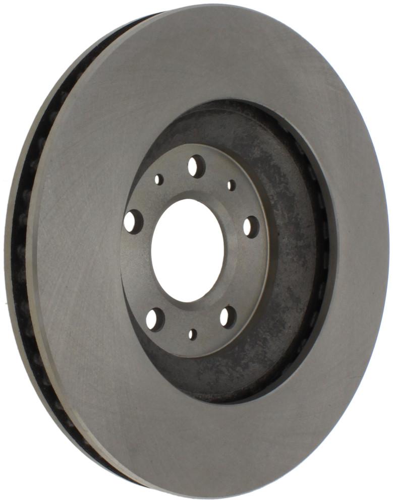 Imagen de Rotor del Disco de freno Estandar para Cadillac STS 2005 Marca C-TEK Número de Parte 121.62084
