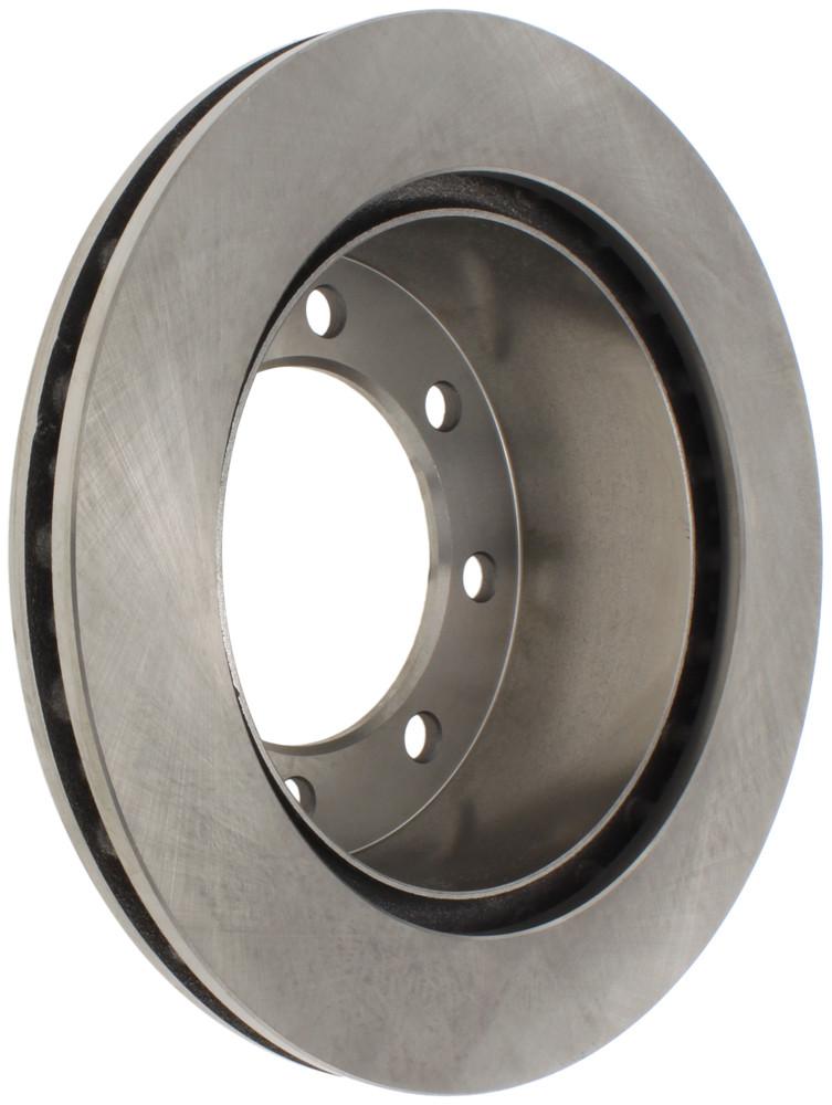 Imagen de Rotor disco de freno Estandar para Ford E-350 Super Duty 2004 Marca C-TEK Número de Parte 121.65078