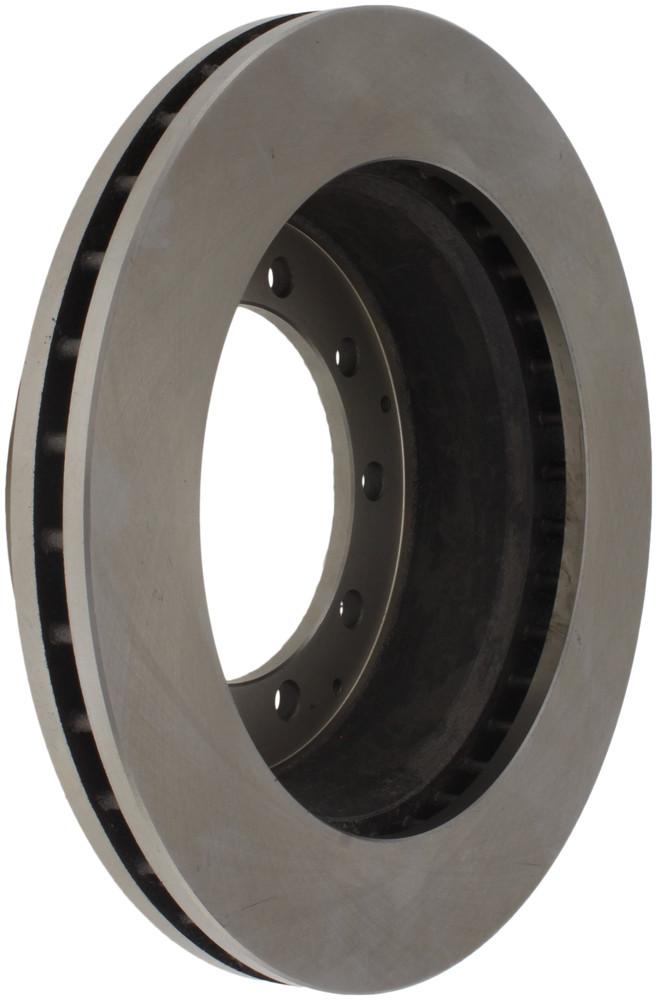 Imagen de Rotor disco de freno Estandar para Chevrolet C7500 Kodiak 2001 GMC C6500 Topkick 2002 GMC T6500 1999 Marca C-TEK Número de Parte 121.80011
