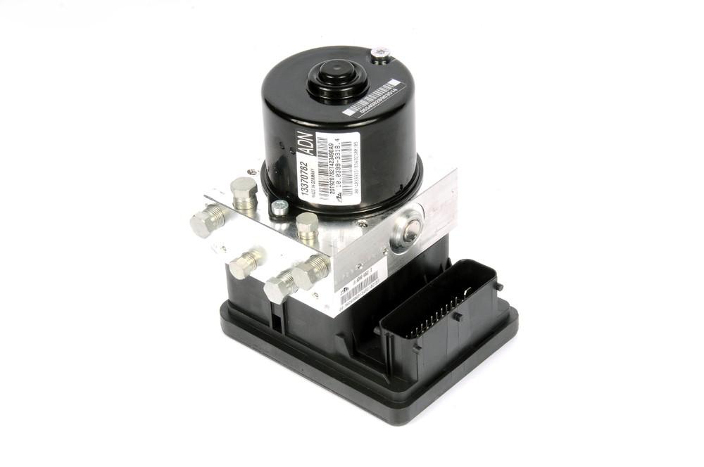 Imagen de Válvula Moduladora Frenos ABS para Chevrolet Cruze 2012 2015 Marca AC Delco Número de Parte #13384013