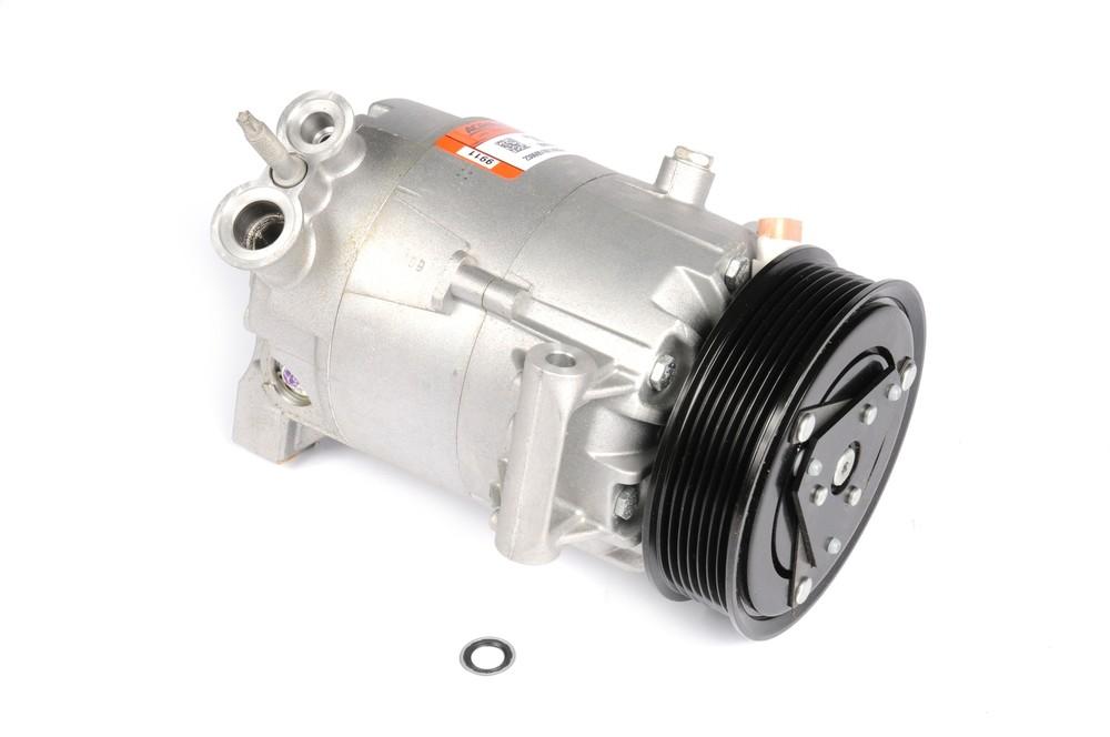 A//C Compressor ACDelco GM Original Equipment 15-22189 Reman