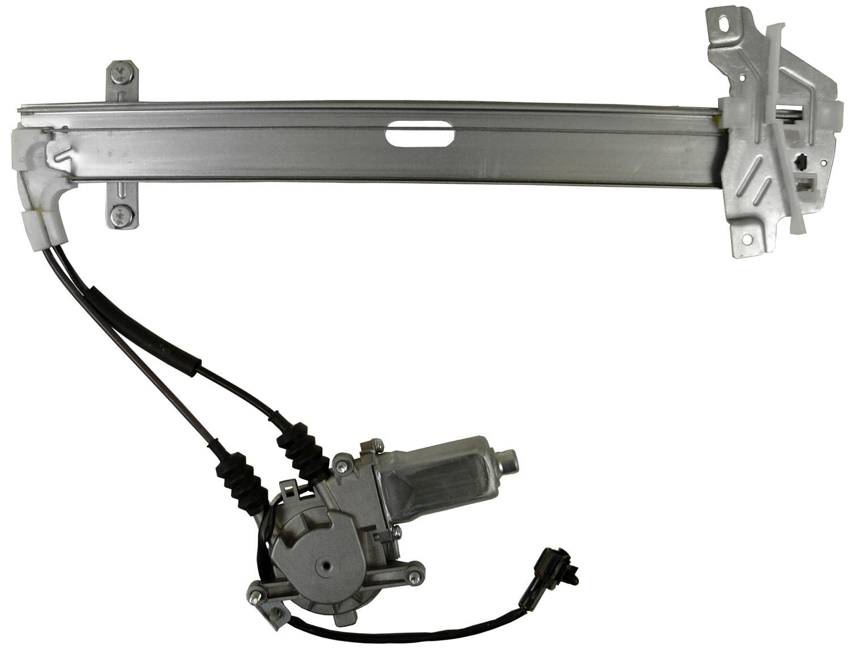 Imagen de Motor y Regulador de Vidrio Automatico para Kia Sportage 2001 2002 Marca AC Delco Número de Parte #11A578