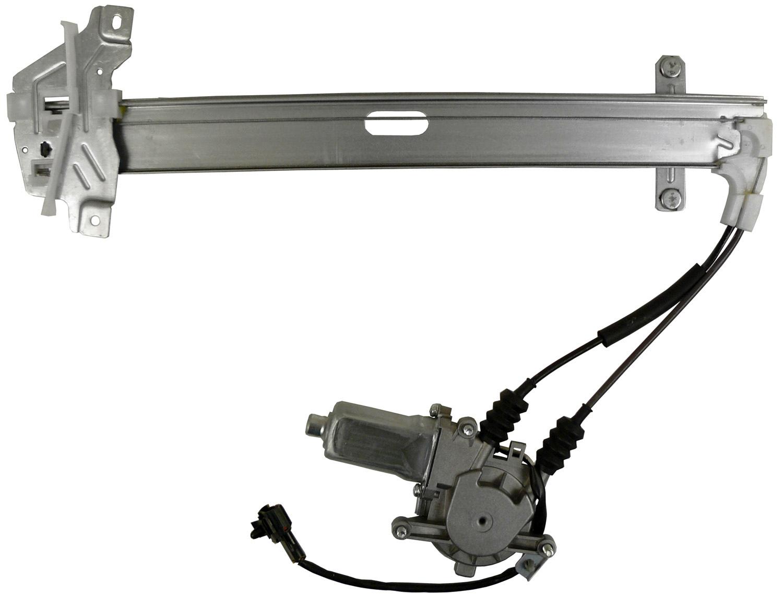 Imagen de Motor y Regulador de Vidrio Automatico para Kia Sportage 2001 2002 Marca AC Delco Número de Parte #11A579