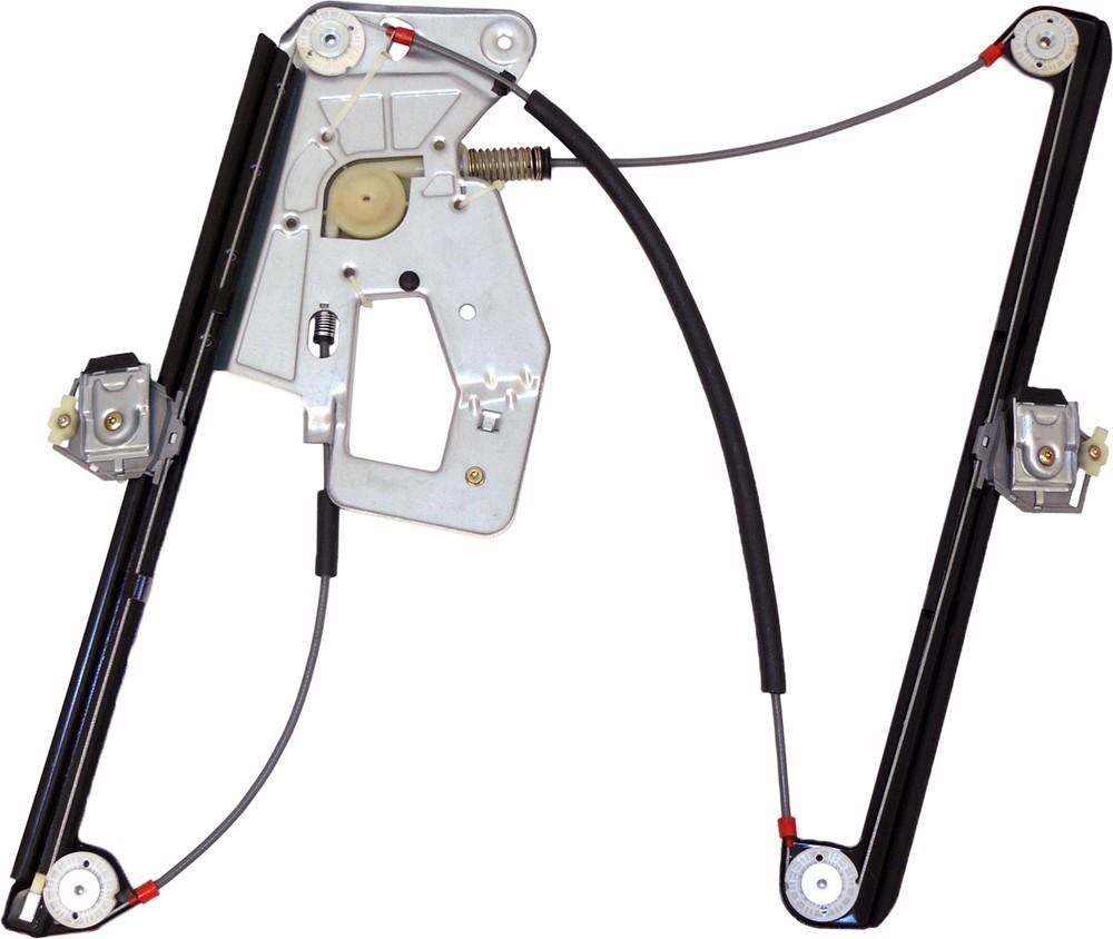 Imagen de Regulador de Vidrio Automatico para BMW 528i 2000 BMW 540i 1999 Marca AC Delco Número de Parte 11R466