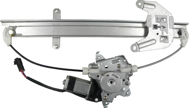 Imagen de Motor y Regulador de Vidrio Automatico para Nissan Xterra 2001 2002 2004 Marca AC Delco Número de Parte 11A623