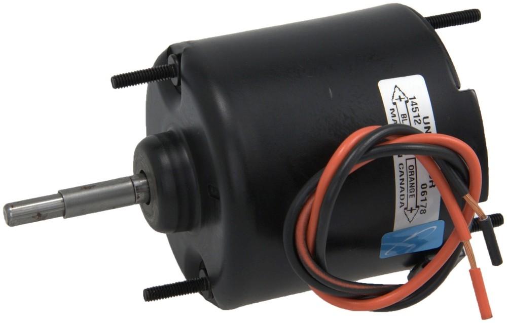 Imagen de Motor del ventilador HVAC para Jeep CJ6 1969 Marca AC Delco Número de Parte 15-81069
