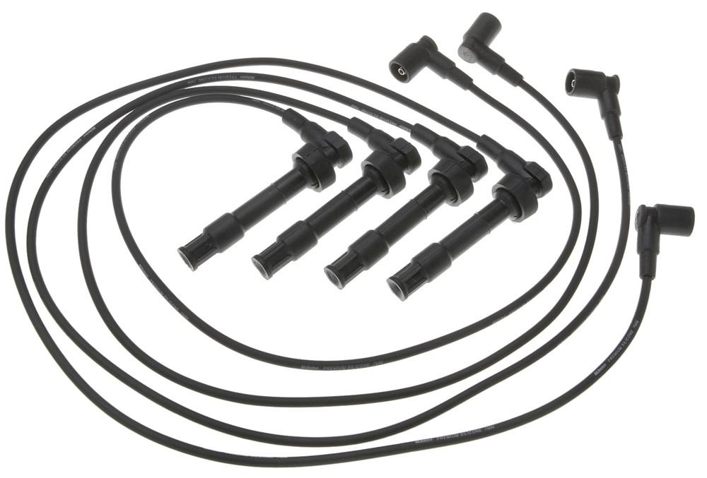 Imagen de Juego de cables de bujía para BMW 318ti 1995 Marca AC Delco Número de Parte 924R