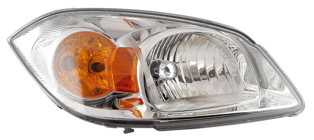 Imagen de Conjunto de Faros Delanteros para Chevrolet Cobalt 2006 2008 Marca DORMAN Número de Parte 1591034
