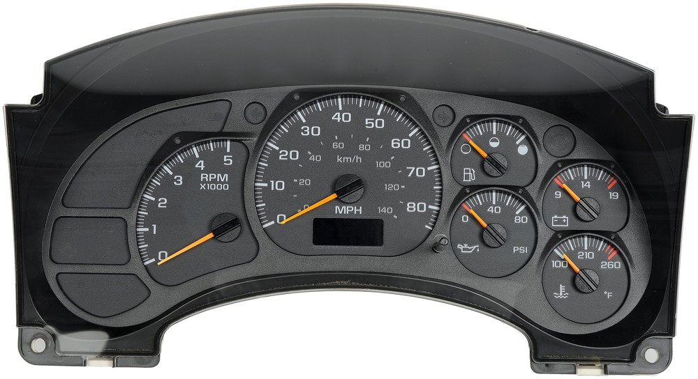 Imagen de Cluster de Instrumentos para Chevrolet C6500 Kodiak 2003 Marca DORMAN Número de Parte 499-801