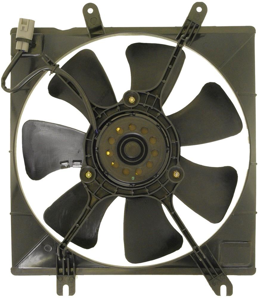 Imagen de Montura de ventilador de enfriado de motor para Kia Spectra 2002 2003 2004 Marca DORMAN OE SOLUTIONS Número de Parte #620-727