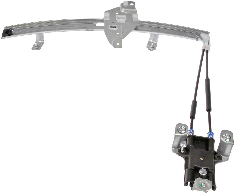 Imagen de Regulador de Vidrio Automatico para Buick Regal 2000 2002 Marca DORMAN Número de Parte 740-637