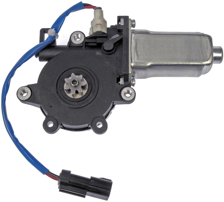 Imagen de Motor de Ventana eléctrica para Subaru Outback 2007 Subaru B9 Tribeca 2006 Marca DORMAN Número de Parte 742-815