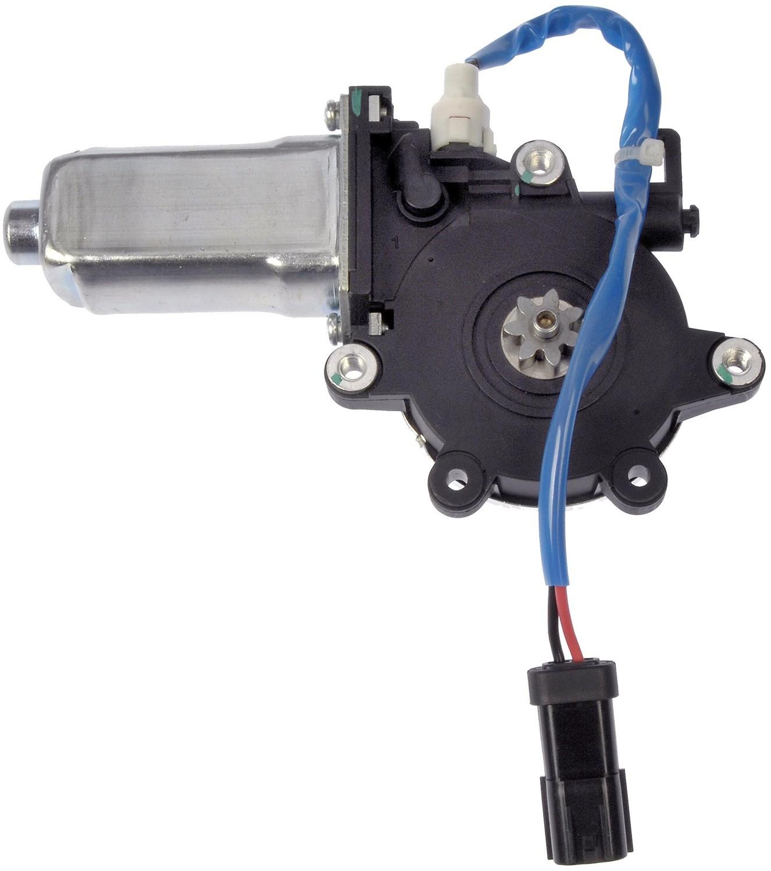 Imagen de Motor de Ventana eléctrica para Subaru Outback 2007 Subaru B9 Tribeca 2006 Marca DORMAN Número de Parte 742-816