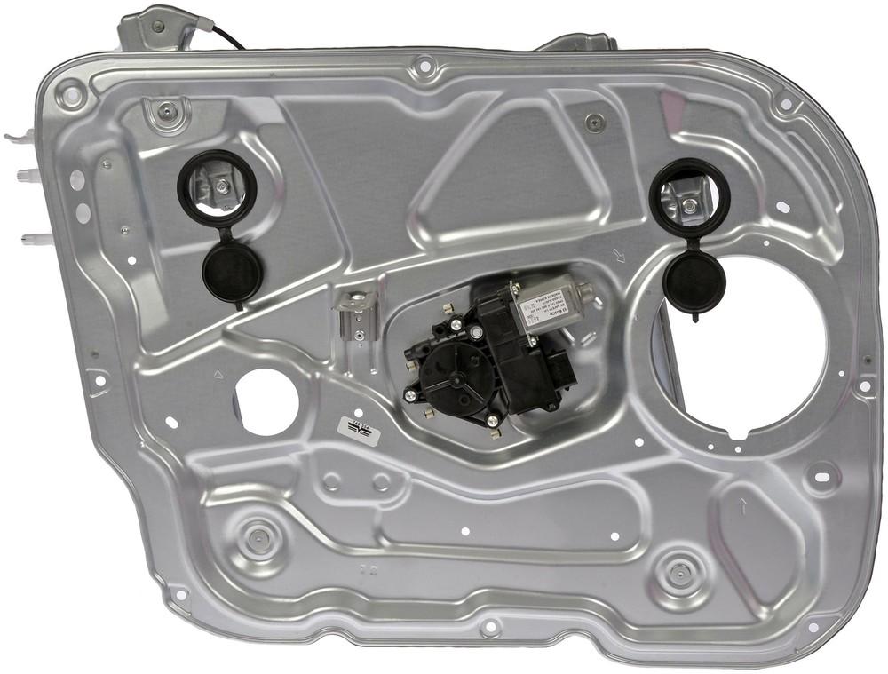 Imagen de Motor y Regulador de Vidrio Automatico para Hyundai Veracruz 2009 2010 2011 Marca DORMAN Número de Parte 748-354