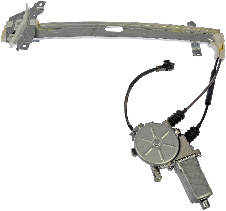 Imagen de Motor y Regulador de Vidrio Automatico para Kia Sportage 2001 2002 Marca DORMAN OE SOLUTIONS Número de Parte #748-373