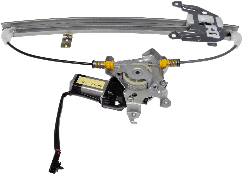 Imagen de Motor y Regulador de Vidrio Automatico para Nissan Xterra 2001 2002 2004 Marca DORMAN Número de Parte 748-882