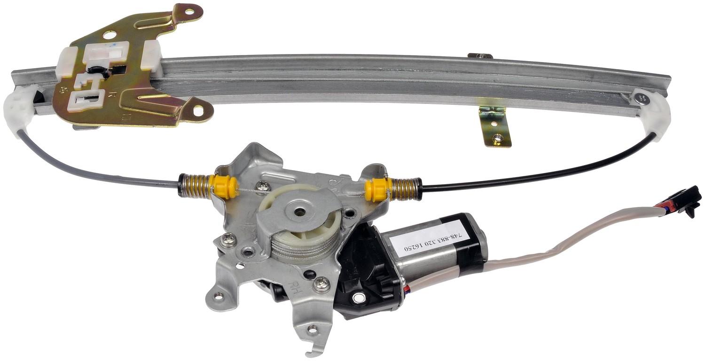 Imagen de Motor y Regulador de Vidrio Automatico para Nissan Xterra 2001 2002 2004 Marca DORMAN Número de Parte 748-883