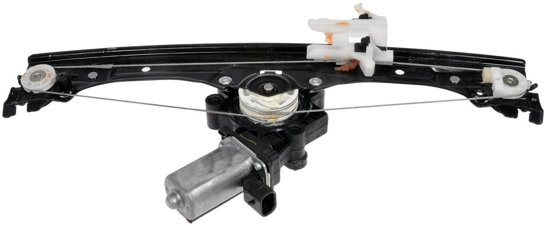 Imagen de Motor y Regulador de Vidrio Automatico para Fiat 500 2012 Marca DORMAN Número de Parte 751-648