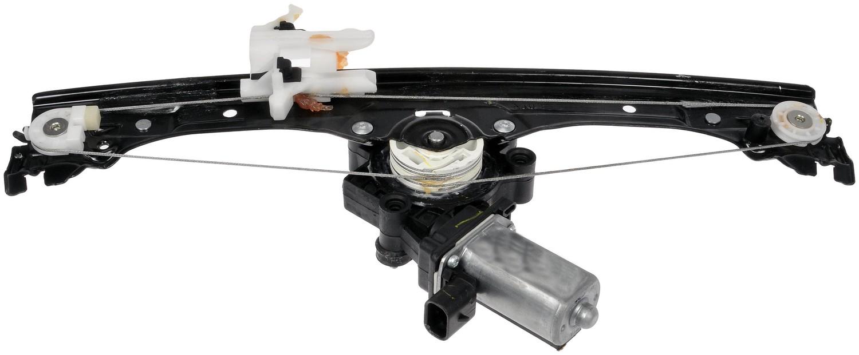 Imagen de Motor y Regulador de Vidrio Automatico para Fiat 500 2012 Marca DORMAN Número de Parte 751-649