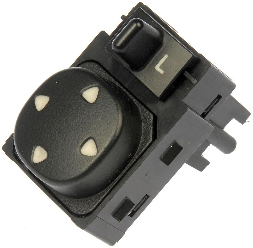 Imagen de Interruptor de Espejo Retrovisor Exterior para Chevrolet Malibu 1998 2000 2002 Marca DORMAN Número de Parte 901-127