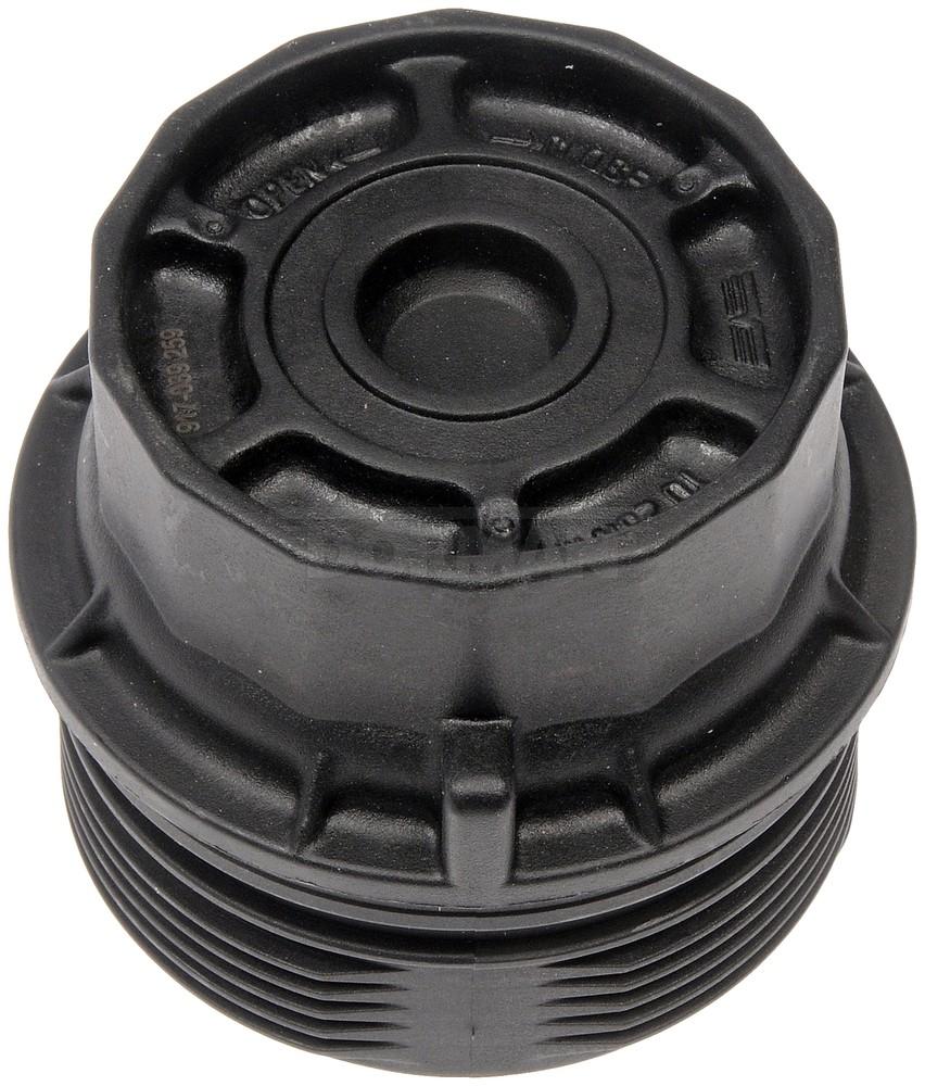 Imagen de Cubierta del filtro de aceite del motor para Pontiac Lexus Toyota Scion Marca DORMAN OE SOLUTIONS Número de Parte #917-039