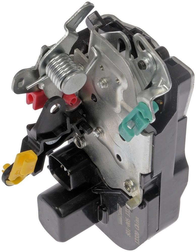 Imagen de Motor Actuador de Seguro Eléctrico de la puerta para Dodge Charger 2006 Dodge Magnum 2005 Marca DORMAN Número de Parte 931-005