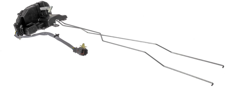 Imagen de Motor Actuador de Seguro Eléctrico de la puerta para Kia Spectra 2005 2006 Kia Spectra5 2005 2006 Marca DORMAN OE SOLUTIONS Número de Parte #937-123