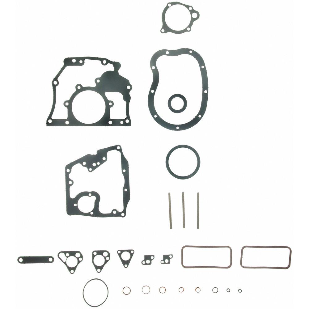 Imagen de Empacadura de Conversion del Motor para Austin Marina MG MGB Marca FELPRO Número de Parte CS 21183-1