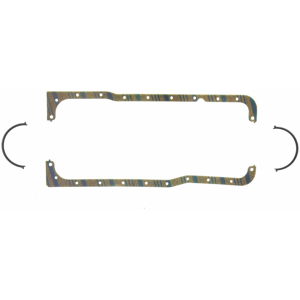 Imagen de Juego de Empacaduras del Carter para Laforza Shelby Ford Lincoln Mercury Sunbeam TVR Marca FELPRO Número de Parte #OS 13260 C