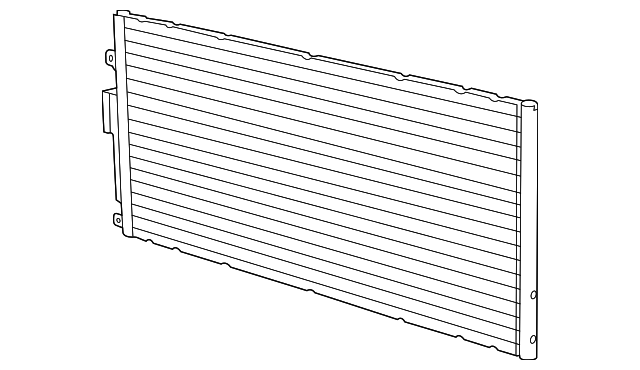 Imagen de Condensador de Aire Acondicionado para Subaru Impreza 2012 2013 2014 Fiat 500 2012 2013 2012 2013 2014 2015 Marca FIAT Número de Parte #68073679aa