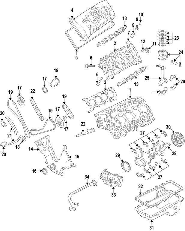 repuestos para ford mustang 2012