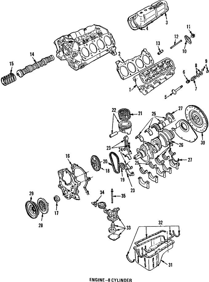 seguidor del  u00e1rbol de levas original para ford mercury