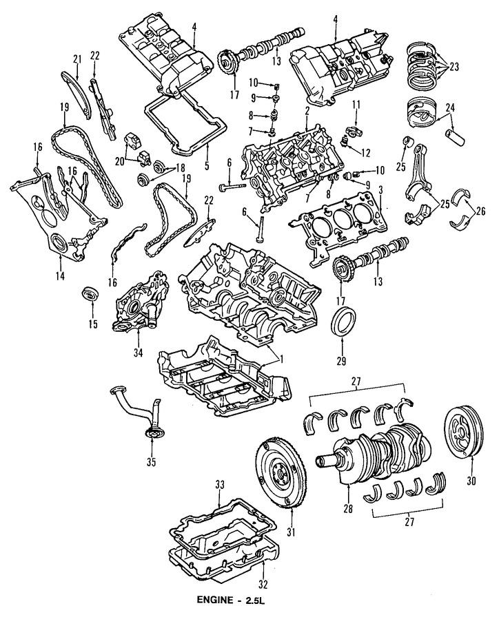 repuestos y accesorios para autos ford contour